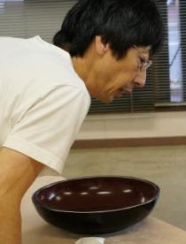 五代目井上製麺社長・井上義博