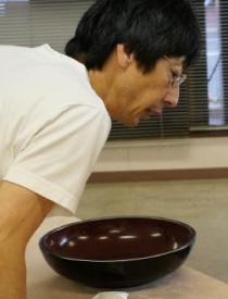 有限会社井上製麺 代表取締役社長 井上義博
